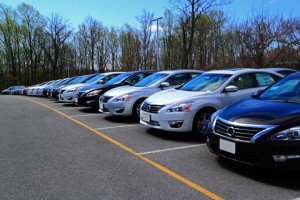 Fleets for drivers using their own vehicles for business