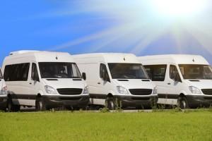 Van fleets